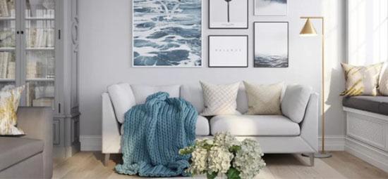 居家风水:家具装修装饰怎样摆放更旺财