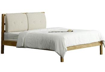 1.8米实木床