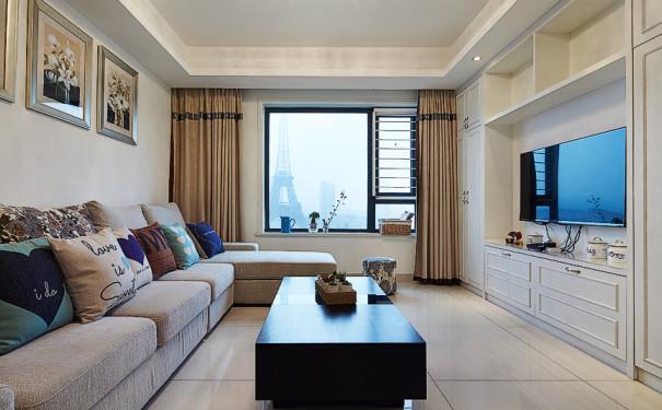 杭州出租房装修案例