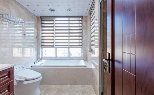 室内装修图-卫生间