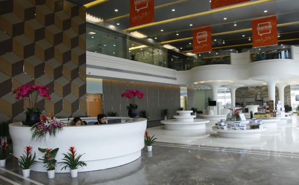 杭州装修公司展厅
