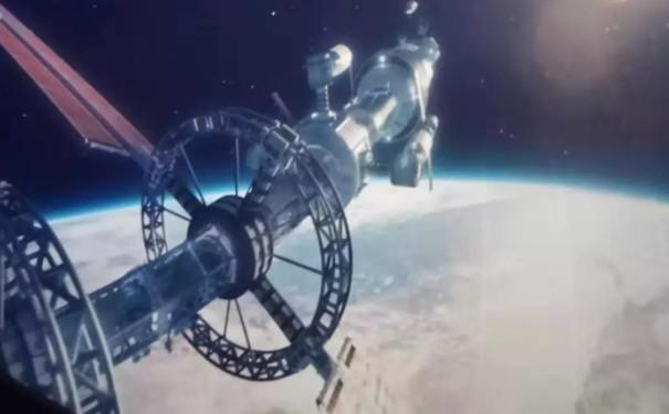 低碳科技馆,浩瀚宇宙观看现场