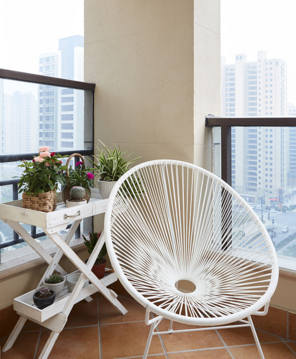 室内装修效果图阳台