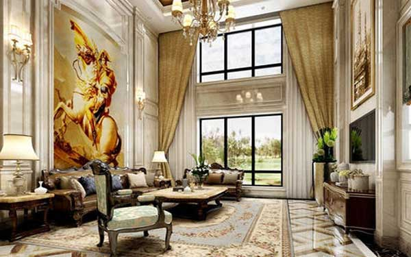 杭州新房装修,室内装修之空间的合理分布